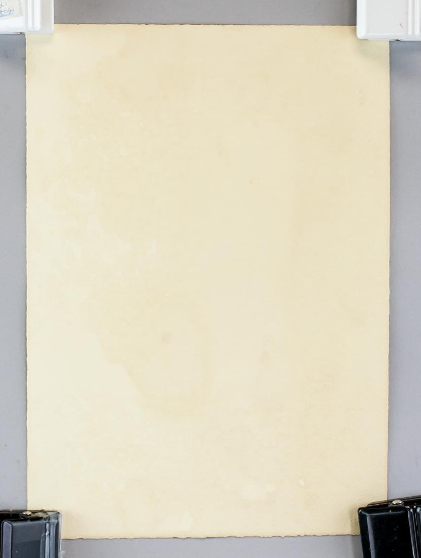 Gustav Klimt Austrian Signed Lithograph 19/100 - 5