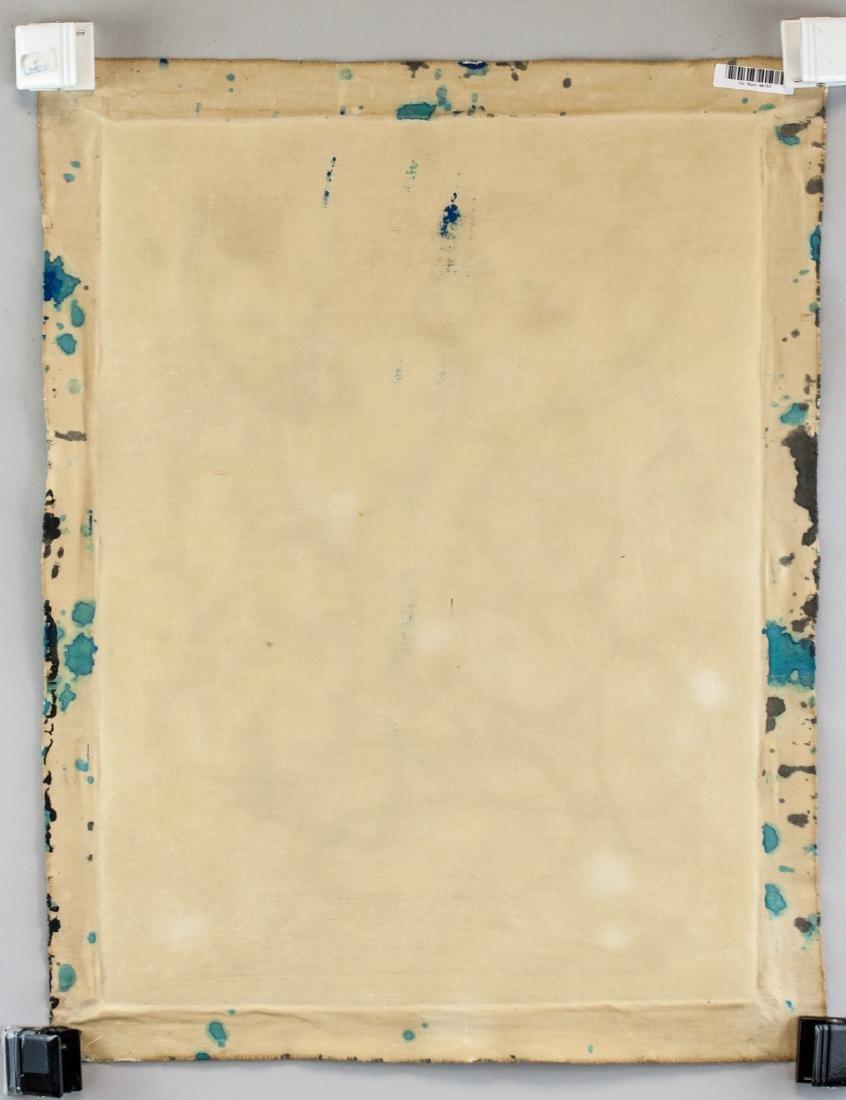 Attr Jackson Pollock American Abstract Oil Canvas - 6