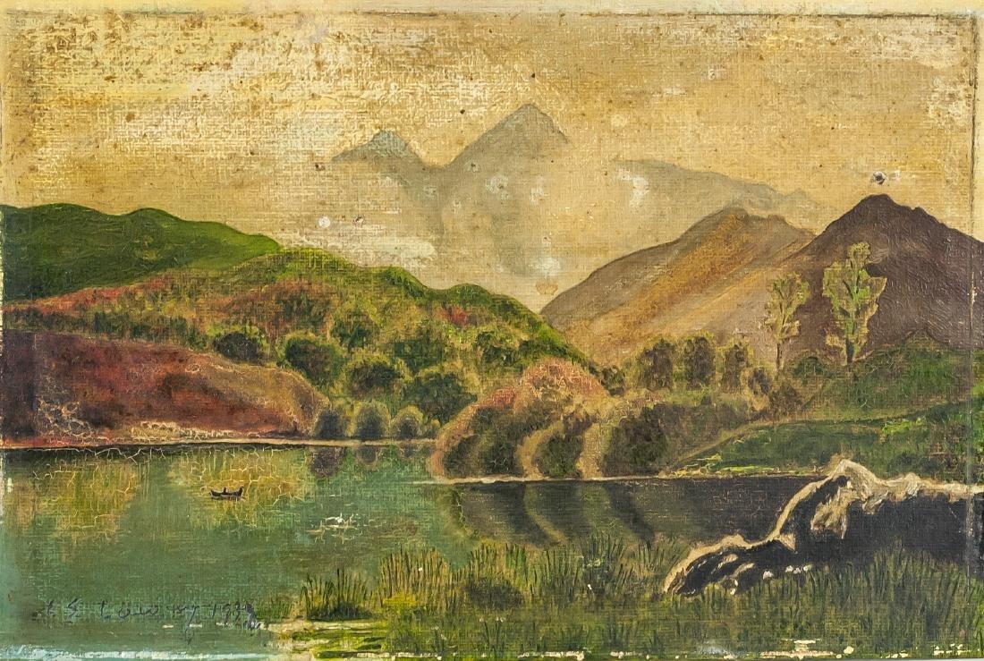 Laurence Stephen Lowry British Impressionist OOB