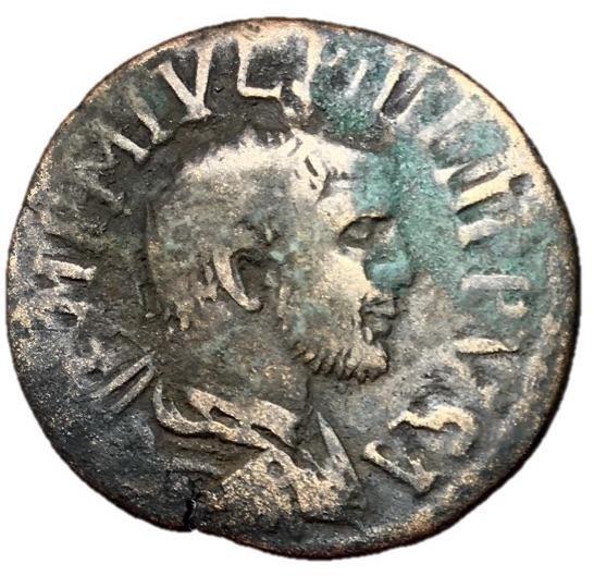 Syria Philip I 244-249 AD AE26 Antioch Mint