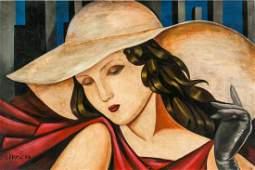Tamara de Lempicka Polish OC BERNER KUNSTMUSEUM
