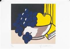 Roy Lichtenstein American Pop Signed Litho 60100