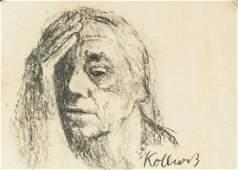 Kathe Kollwitz German Charcoal Kraiser Auctions
