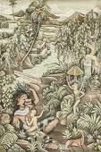 Ida Bagus made Terang 1915-1999 Indonesia