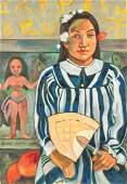 Paul Gauguin French OOC GALERIE L'EFFORT MODERNE
