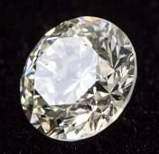 1.008 ct Brilliant Cut I Color SI1 Diamond NGIC
