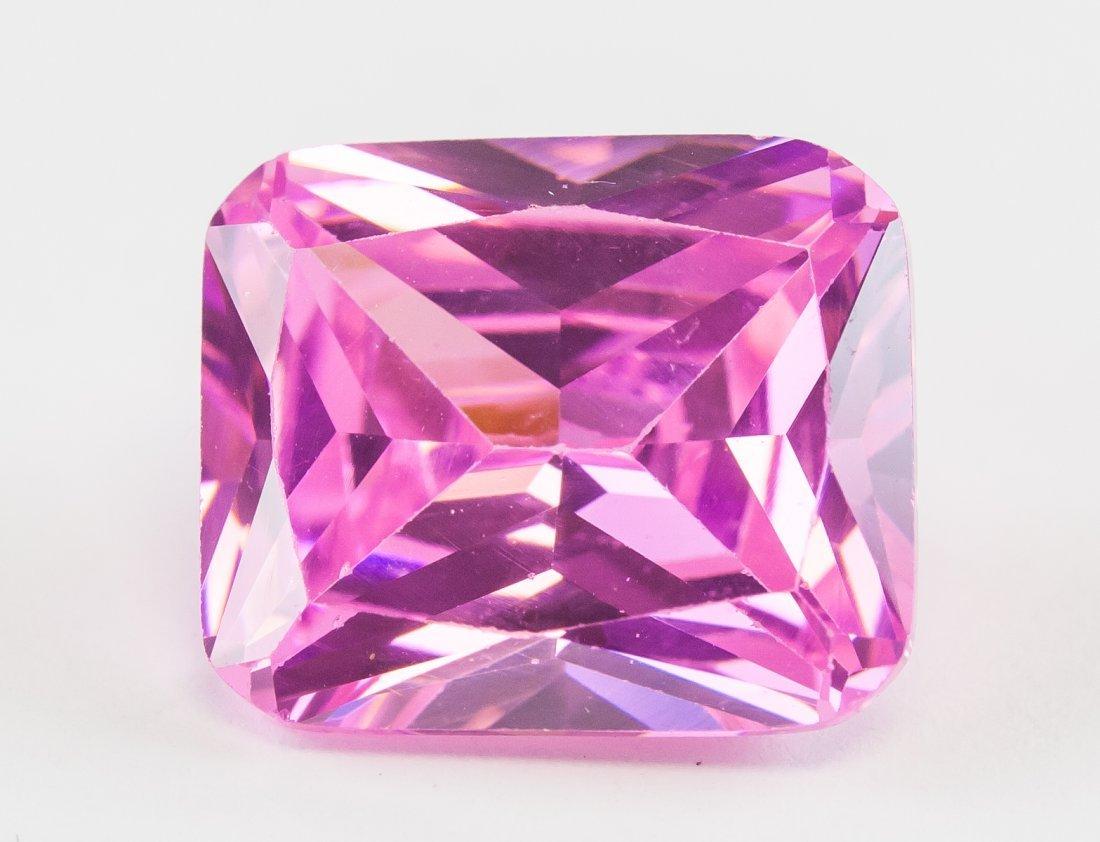 8.70 Certified VVS1 Pink Sapphire