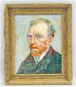 Dutch OOC GALERIE GILBERT Signed Vincent