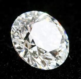 1.05 ct Brilliant Round Diamond D Color VS2 NGIC