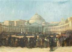 Victor Amedee Faure 1801-1878 French OOC 1866