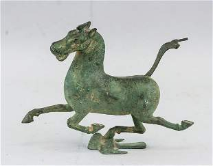 Chinese Han Style Flying Horse