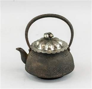 Japanese Iron Cast Teapot