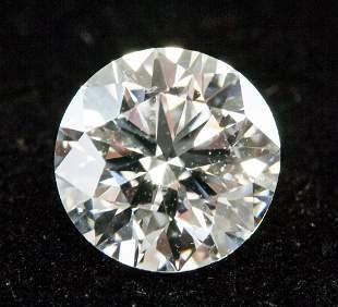 1. 081 ct Brilliant Cut D Color VS2 Diamond NGIC
