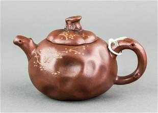 Chinese Zisha Teapot Tang Zhiping Zhi Mark