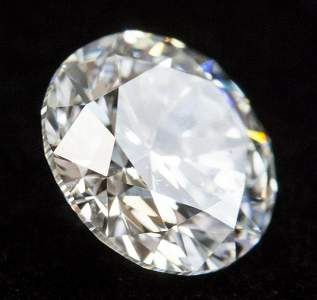 1.01 ct Brilliant Cut D Color VS2 Diamond NGIC