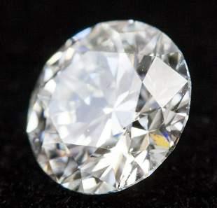 1.04 Ct Brilliant Cut D Color VS2 Diamond NGIC