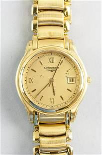 Longines Men's Stainless Steel Swiss Watch