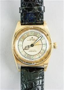 Vintage18K Rolex Bubbleback Autorotor Watch