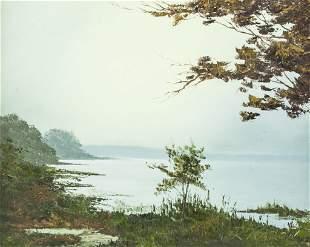 Richard Karon Canadian Master Oil on Canvas