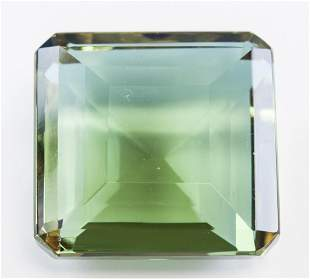 101.90ct Emerald Brown to Green Alexandrite GGL