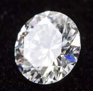 1.10 ct Brilliant Cut D Color VS2 Diamond NGIC