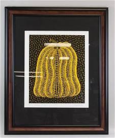 Yayoi Kusama 1929- Japanese Litho 51/110 (1999)