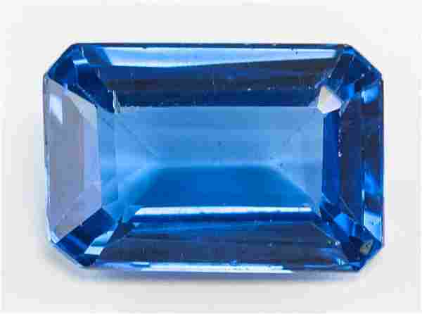 12.90ct Emerald Blue Natural Paraiba Tourmaline GG