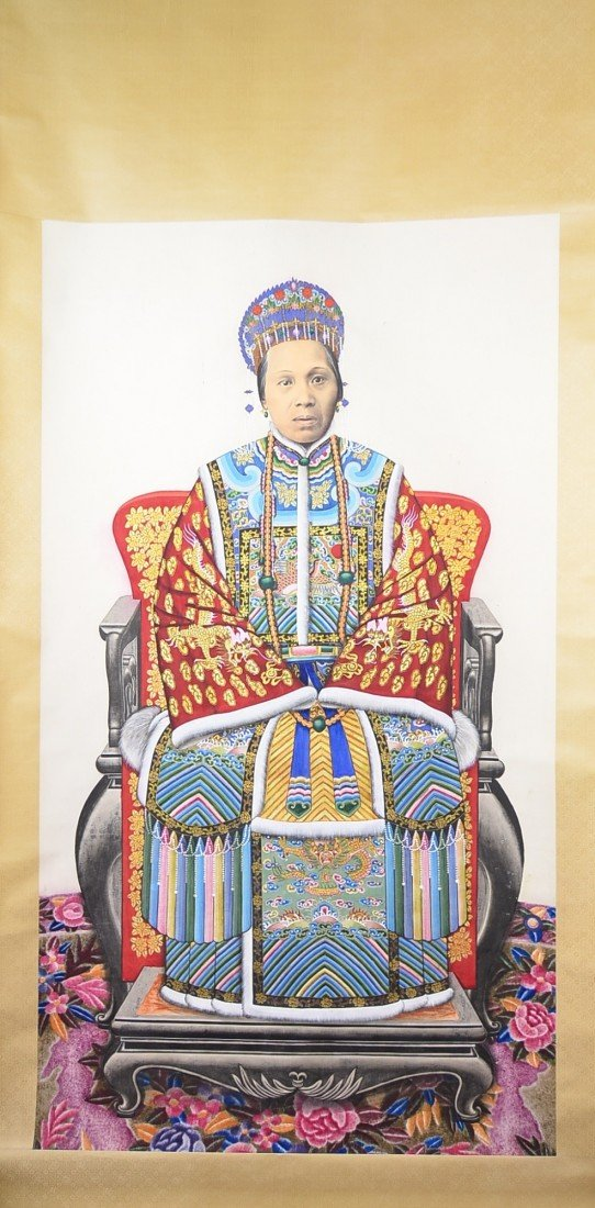 12: Chinese Pastel & Watercolour Painting
