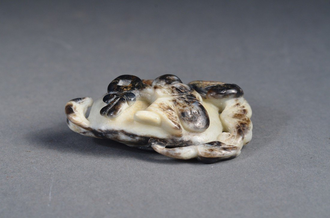 145: Chinese Carved Jade Pendant