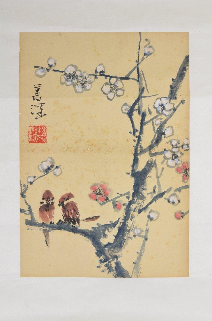 23: Chinese Watercolour Painting Yeung San Sun