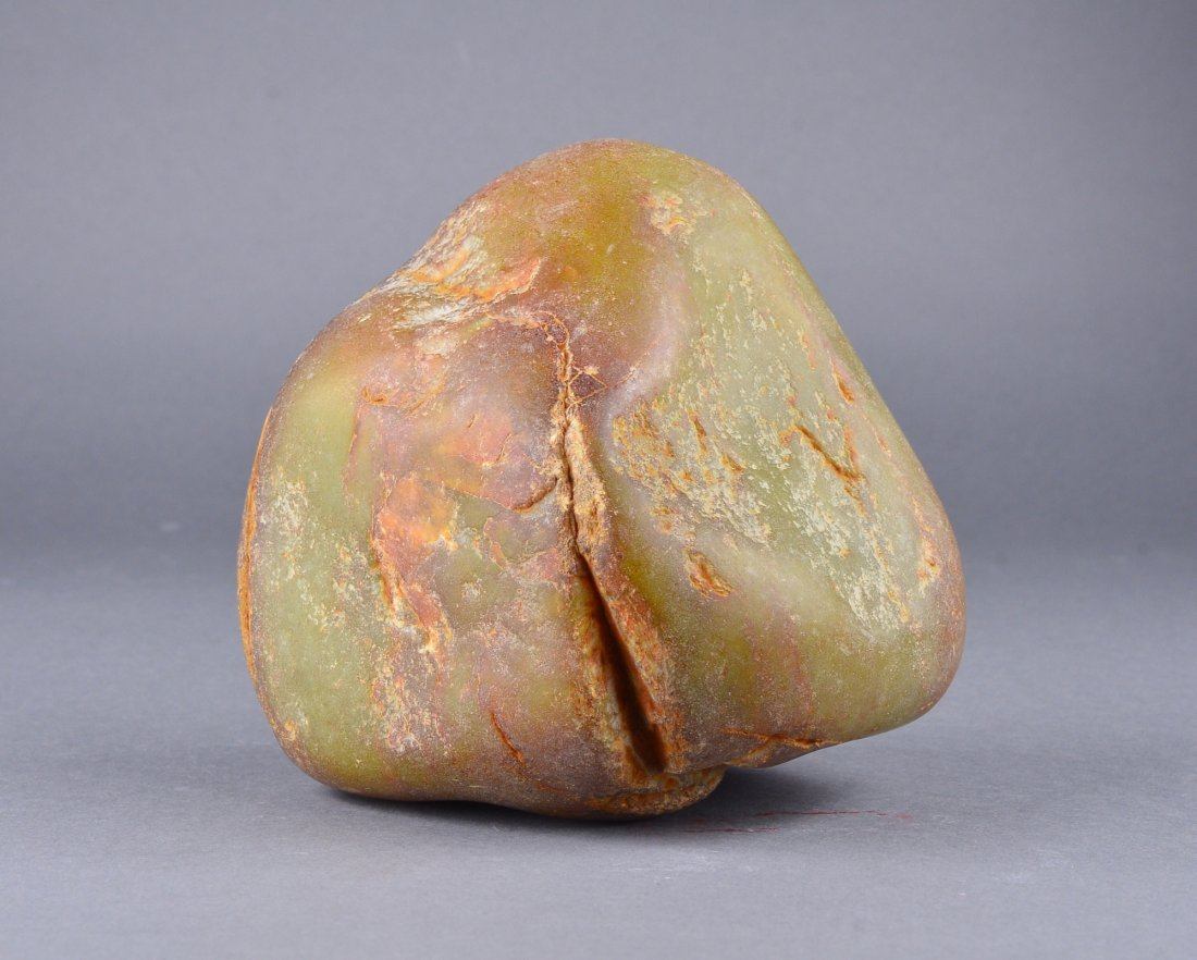 229: Chinese Burma Jade Boulder