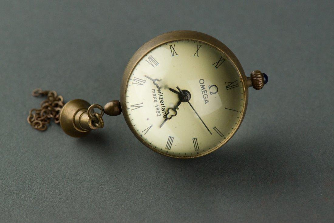 Omega 1882 ball clock price