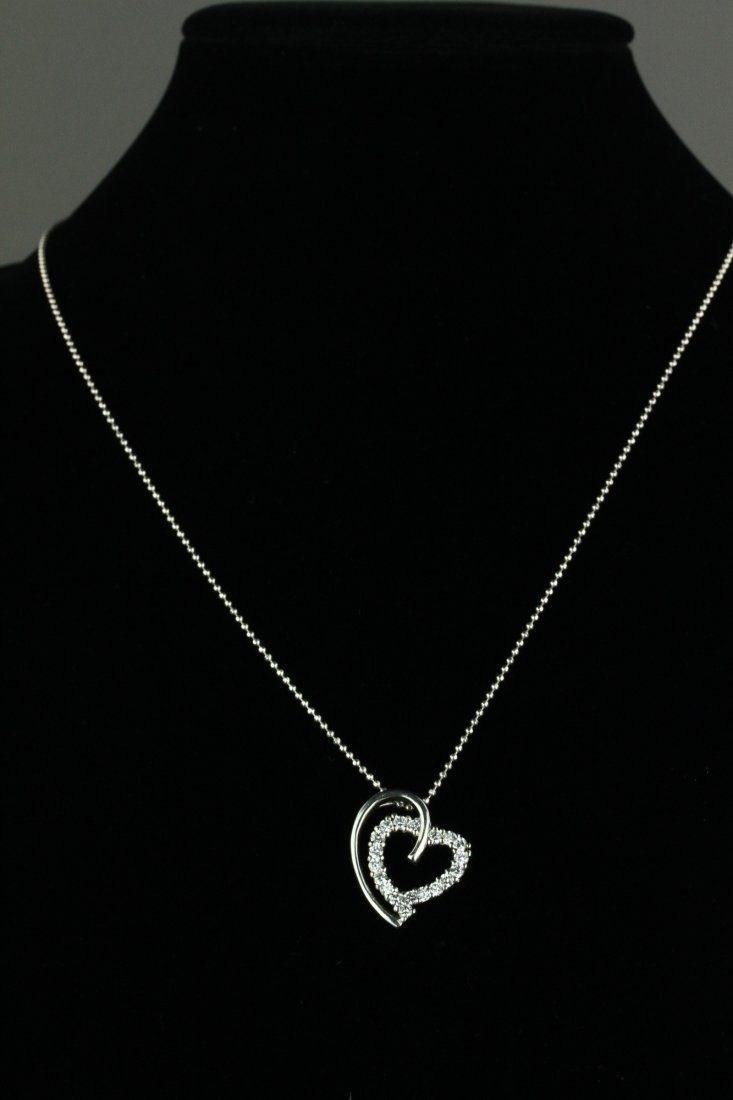 Fine Sliver Necklace