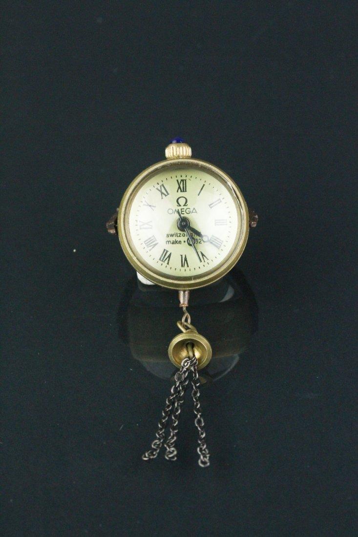Omega Globular Pocket Watch Working Condition