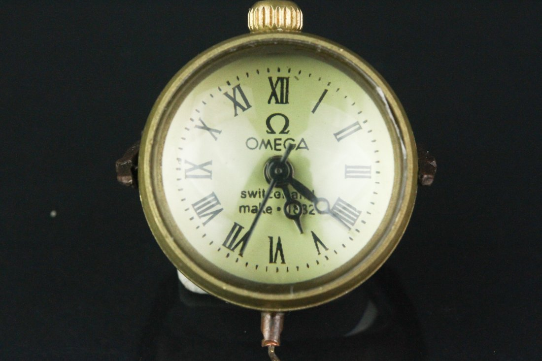 Omega Globular Pocket Watch Working Condition - 2