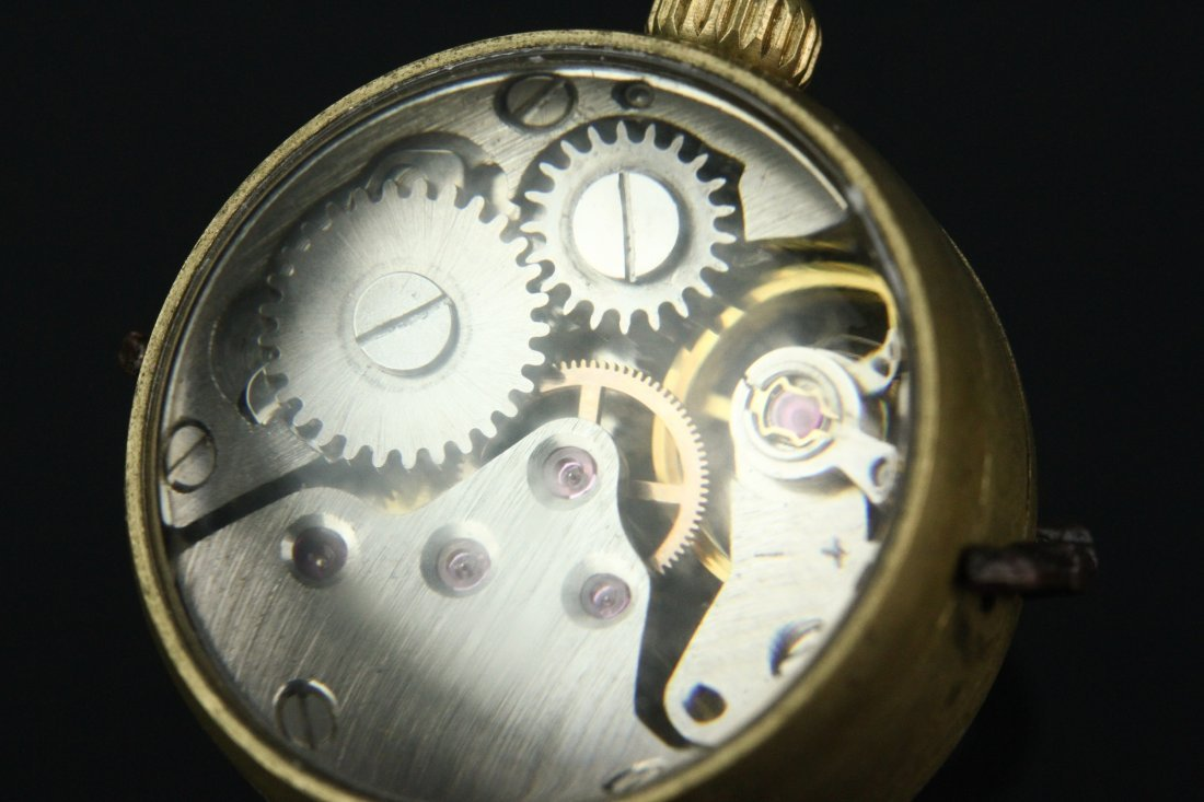 Omega Globular Pocket Watch Working Condition - 5