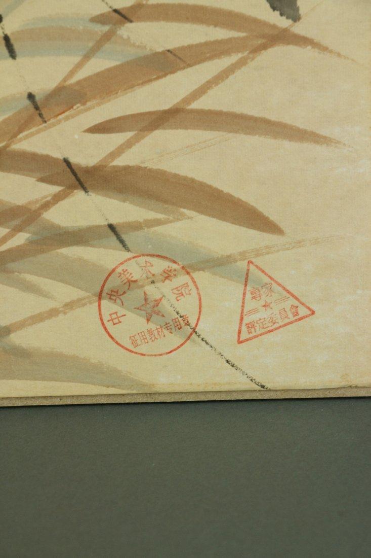 Qi Baishi 1864-1957 Watercolour on Paper - 3