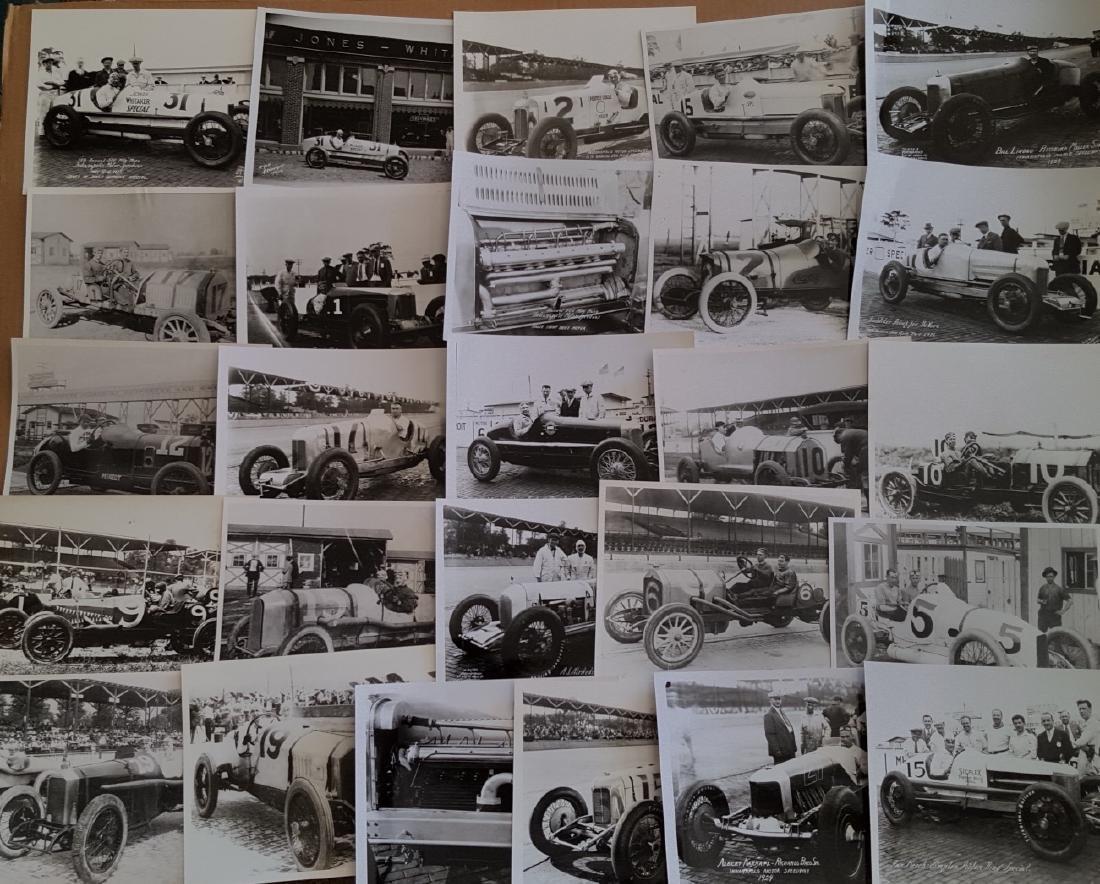 100 8 x 10 teens-1920's race photos
