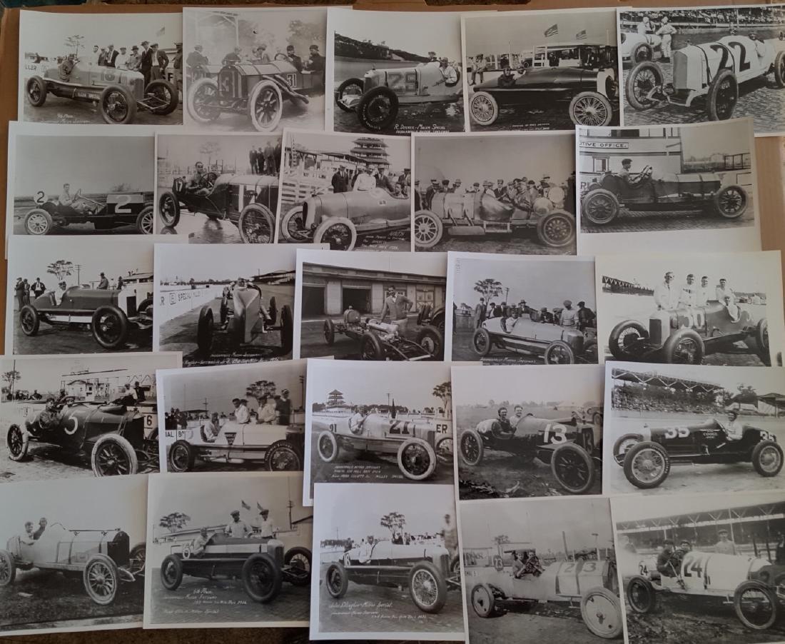 100 8 x 10 teens-1920's race photos - 3