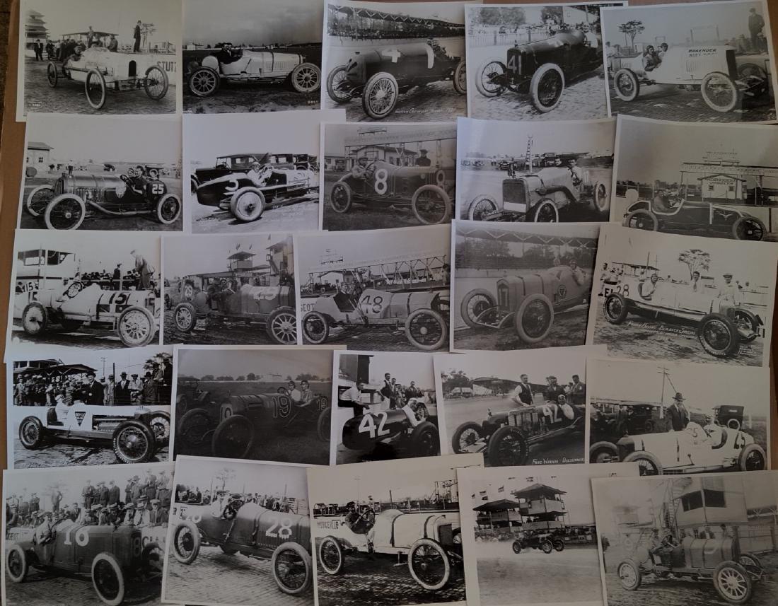 100 8 x 10 teens-1920's race photos - 4
