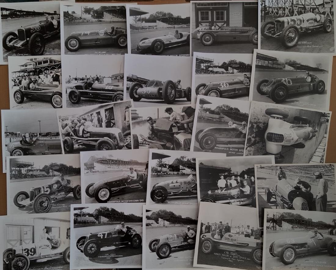 100 1930's-1940's race photos