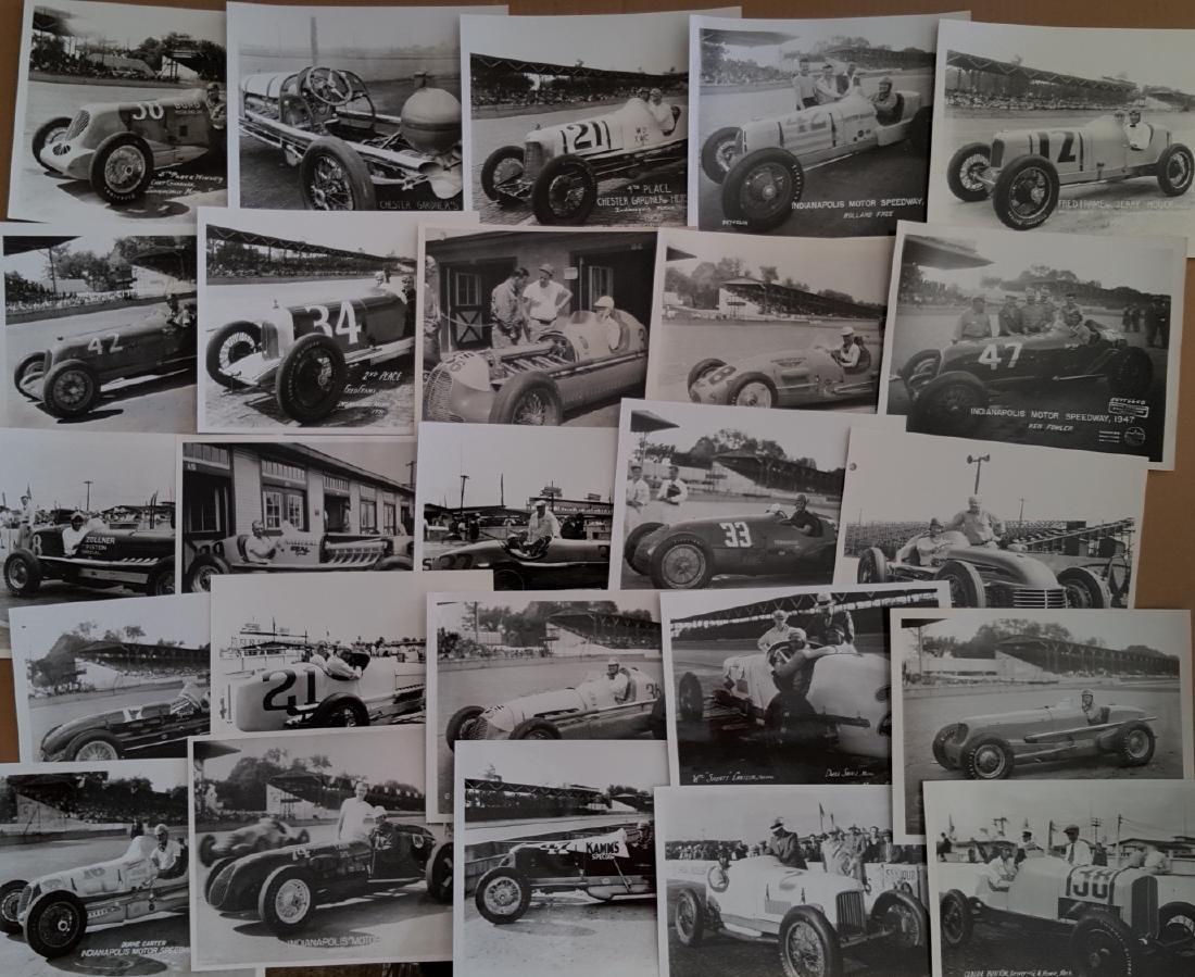 100 1930's-1940's race photos - 3