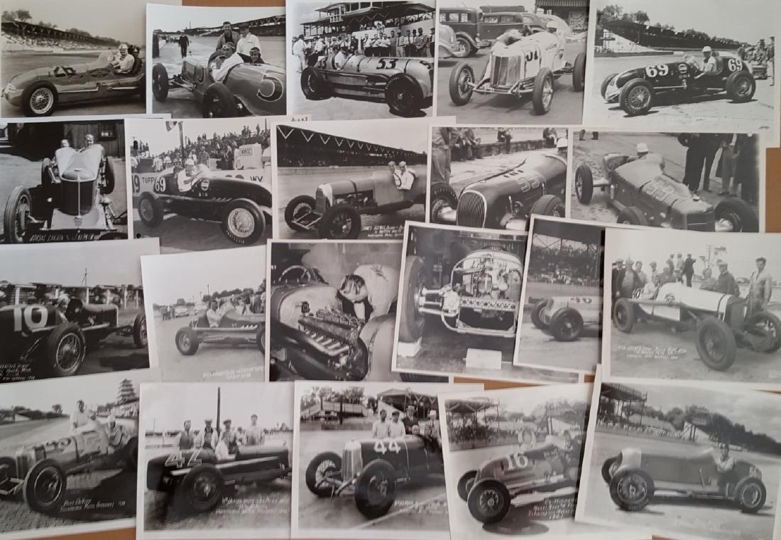 100 1930's-1940's race photos - 4
