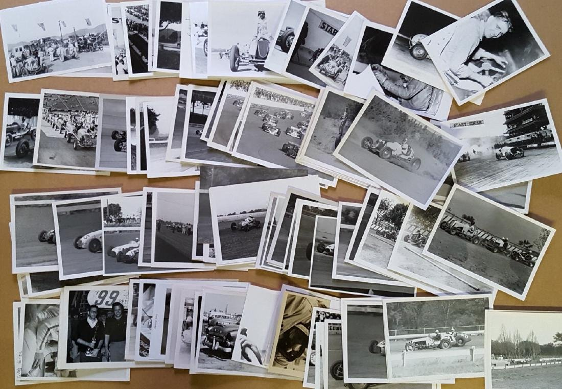 300 5 x 7 photos, cars, drivers, etc