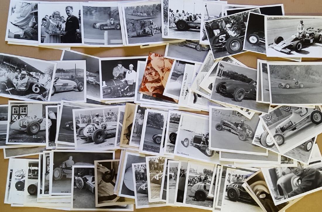 300 5 x 7 photos, cars, drivers, etc - 2