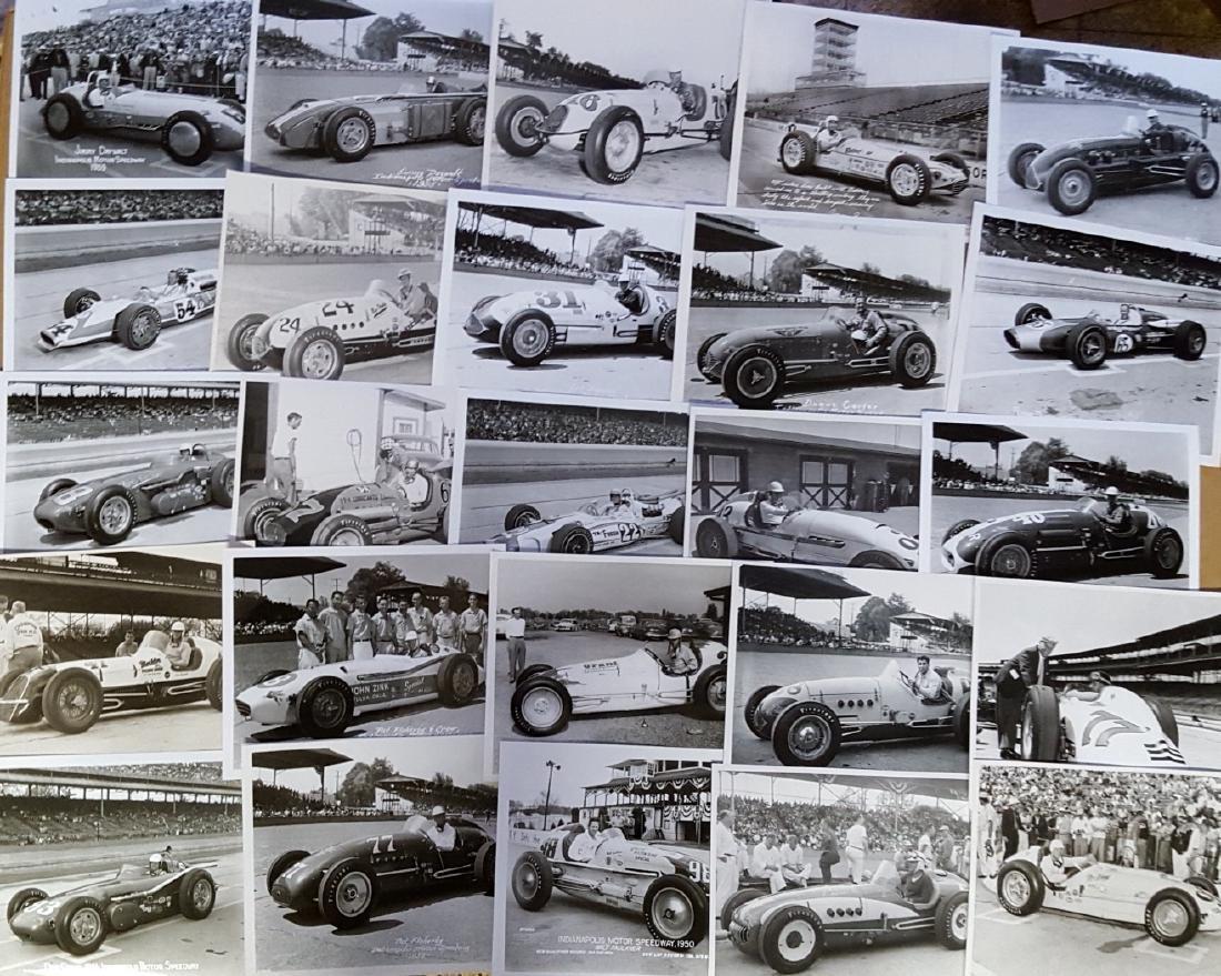 100 1950's-1960's race photos