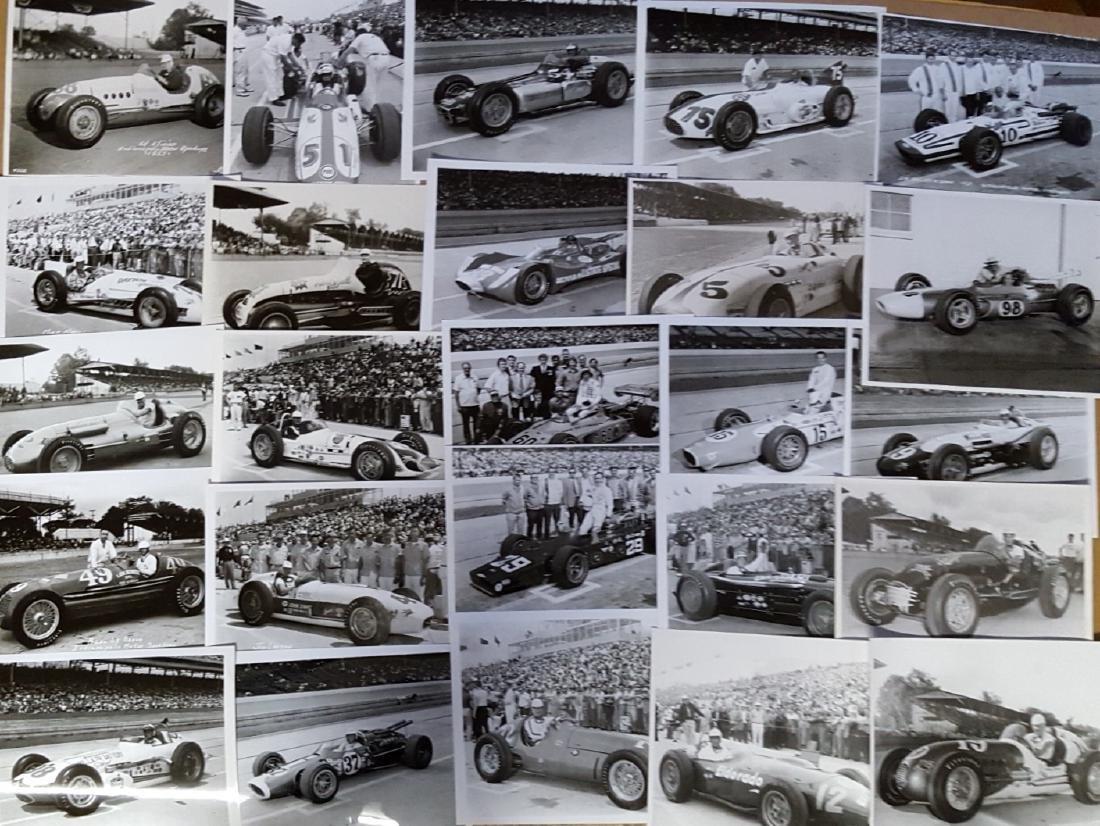 100 1950's-1960's race photos - 2