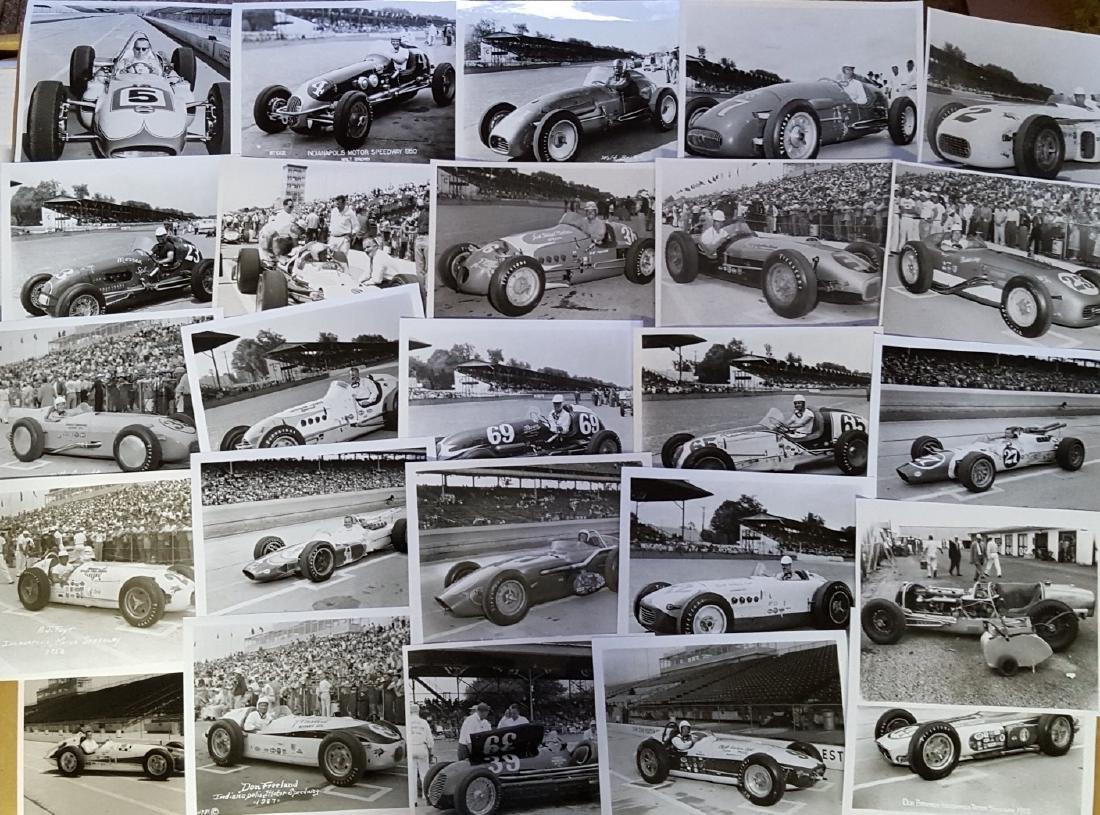100 1950's-1960's race photos - 4