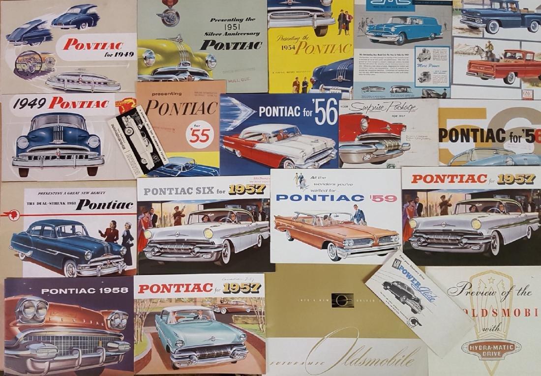 1949-1959 Pontiac, Olds - 2