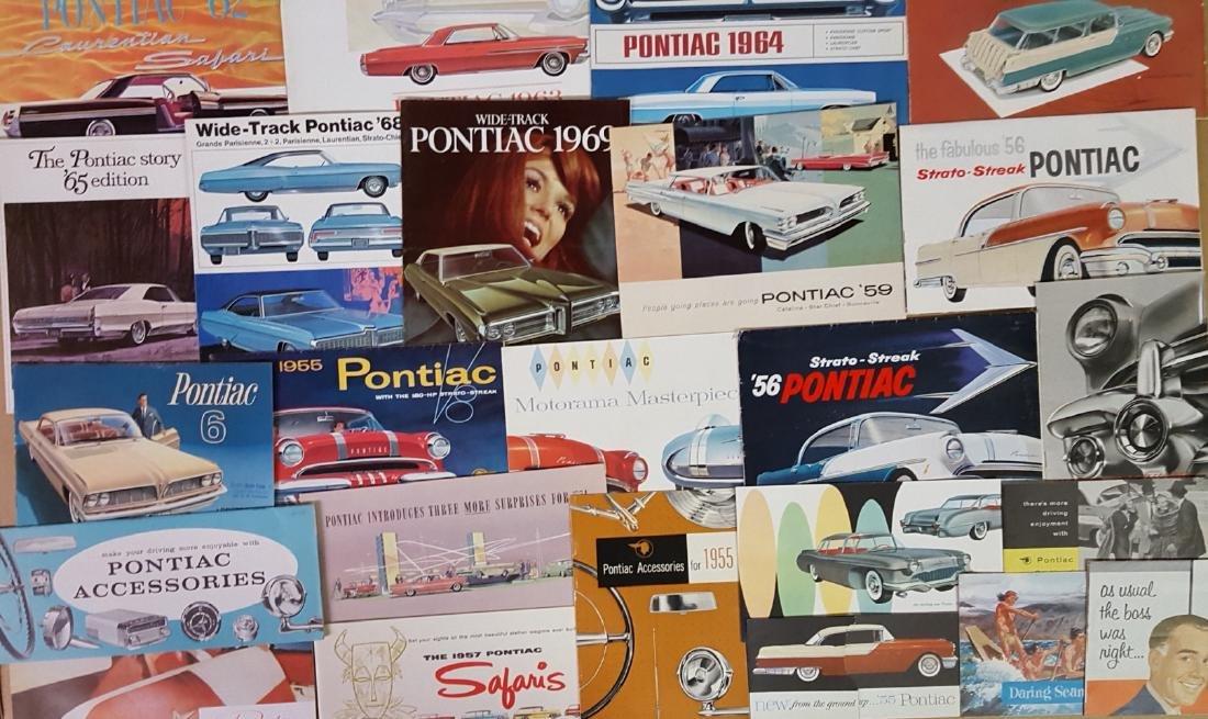 1955-1966 Pontiac, Olds brochures - 5